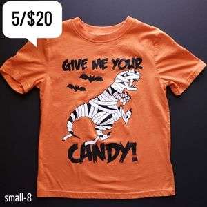 """5/$20 EUC T-Rex """"Give Me Your Candy"""""""
